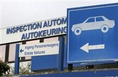 73% des inspections des stations de contrôle technique ont donné lieu à des remarques