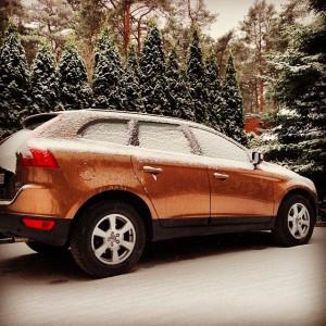 Volvo voert eveneens test uit met zelfrijdende wagens