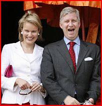 Koning Filip in de bres voor... verkeersovertreders