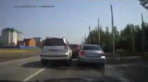 Verkeersagressie (en karma) voor gevorderden (video)