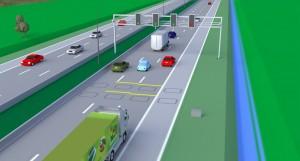 80% van de vrachtwagens is te zwaar geladen