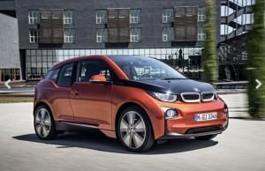BMW présente sa première voiture 100% électrique avec une autonomie limitée à 160 kilomètres
