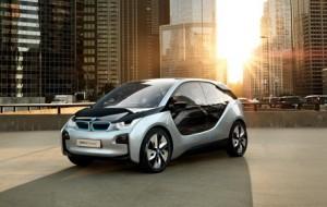 De nieuwe elektrische BMW i3